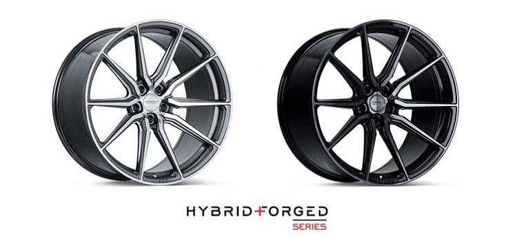 Новинка от Vossen Wheels - HYBRID FORGED HF-3