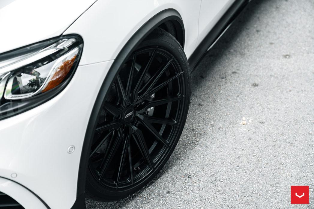 Mercedes-Benz GLC63 AMG | Диски Vossen HF-4T Performance by Renntech