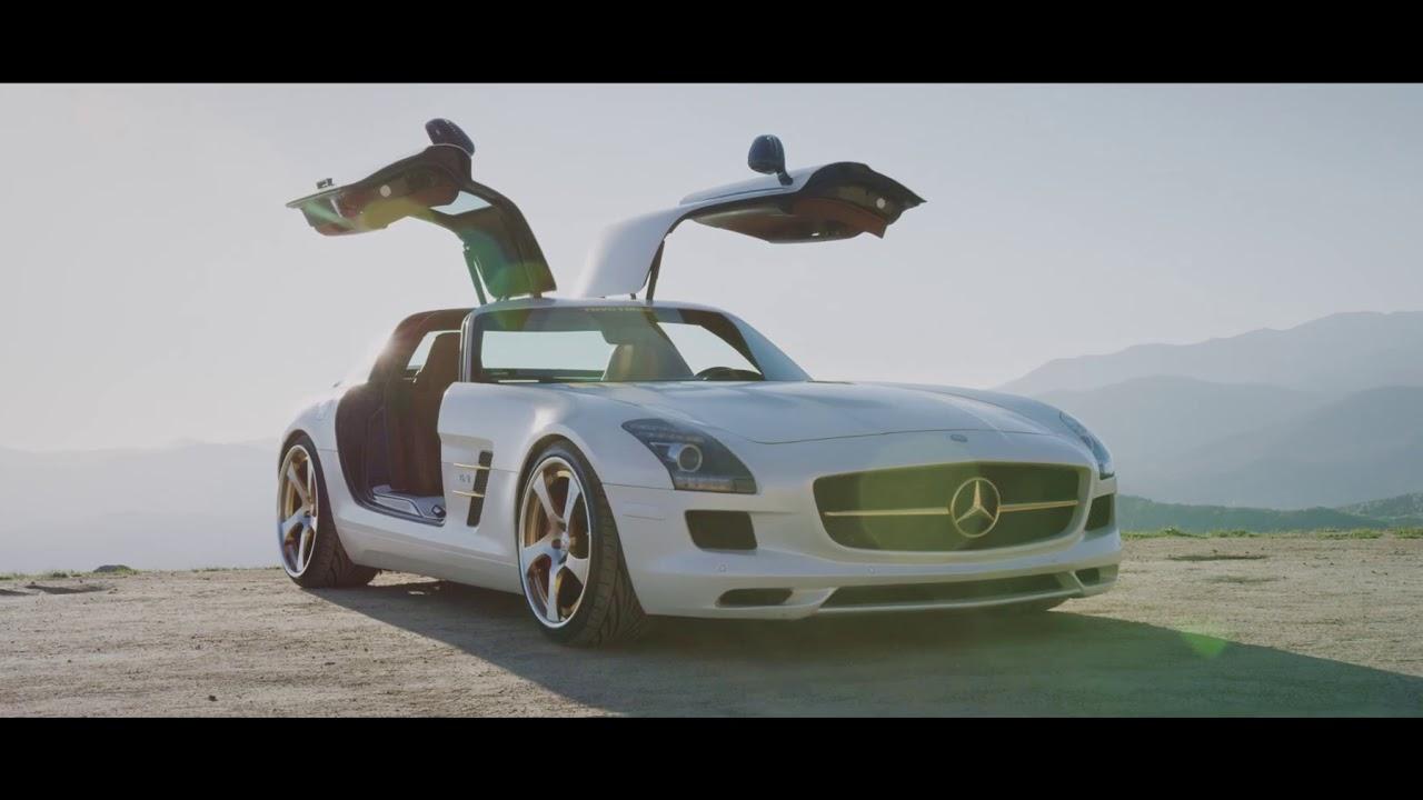 HRE RS102 | Mercedes-Benz SLS AMG | Wheels Pro