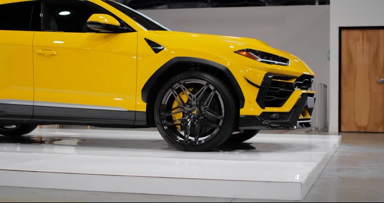 Lamborghini Urus | Vorsteiner Forged VFN-218