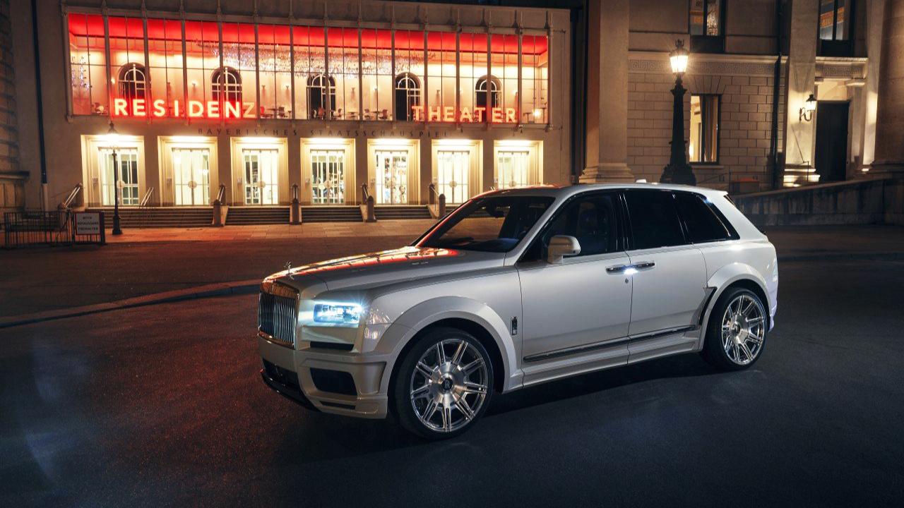 Rolls Royce Cullinan | NOVITEC x Vossen SP2 | Wheels PRO