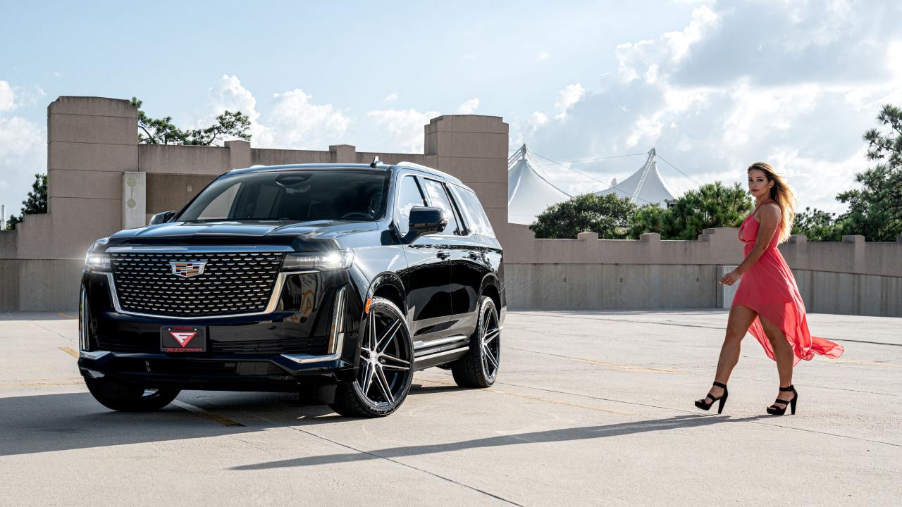 2021 Cadillac Escalade | Ferrada FT4 | Wheels PRO