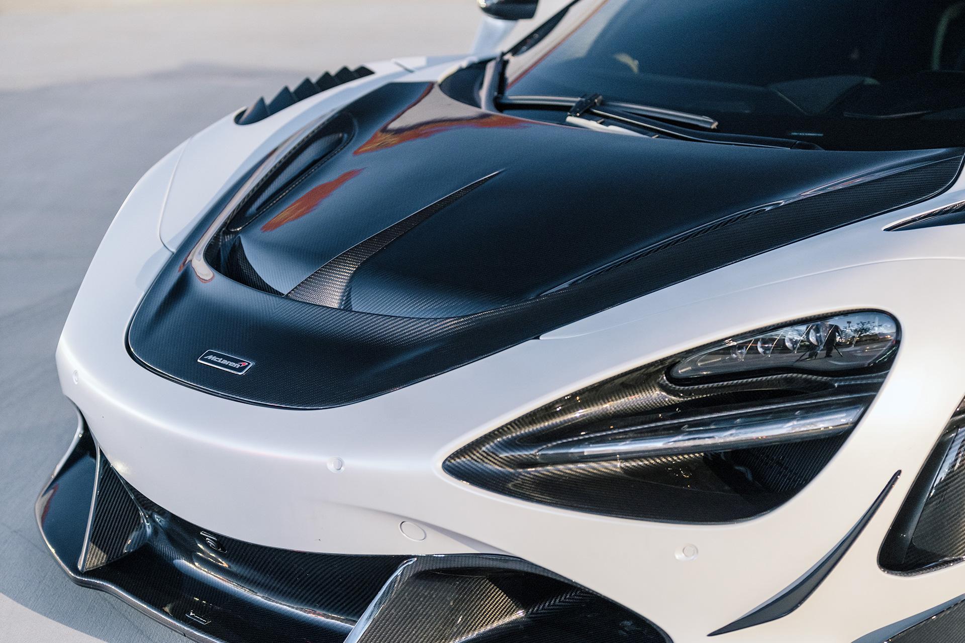 McLaren 720S Spider | Vorsteiner Carbon Aero Program