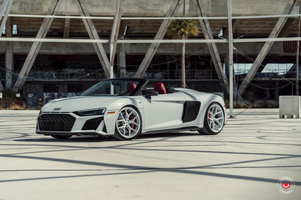 2021 Audi R8 Spyder | Vossen Forged S21-01