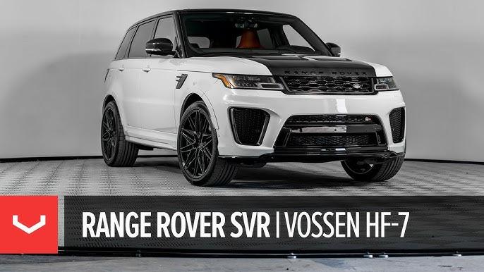 2021 Range Rover SVR   Vossen HF-7   Wheels PRO