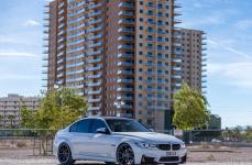 BMW 3 (F30, F35, F80) на дисках TSW CHRONO