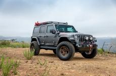 Jeep Wrangler на Дисках VENOMREX VR-501