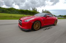 Nissan GTR на дисках Velgen Wheels VMB7