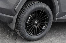 Toyota RAV4 на дисках Black Rhino Kruger