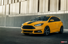 Ford Focus на дисках TSW ASCENT