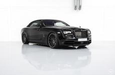 Rolls-Royce Dawn на дисках Hybrid Forged VFS-2