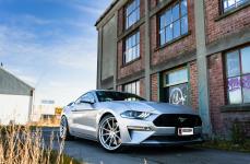 TSW Bathurst на дисках Ford Mustang GT