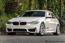 BMW 328i на дисках Blaque Diamond BD23