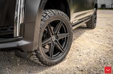 Cadillac Escalade на дисках Hybrid Forged HF6-2