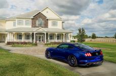 Ford Mustang GT на дисках Vorsteiner V-FF 105