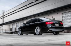 Audi S6 на дисках Vossen VFS-6