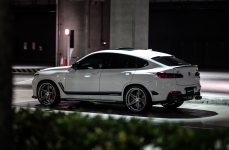 2018 BMW X4 M Sport на дисках Ferrada Wheels FR3