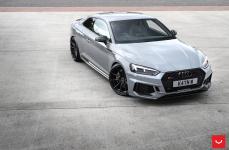 Audi RS5 на дисках Hybrid Forged HF-3