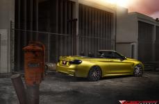 BMW M4 Convertible на дисках Ferrada FR4