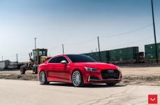 Audi A5 на Дисках VOSSEN VFS2