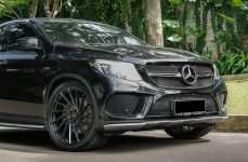 Mercedes GLE43 C292 на дисках Vossen Forged VPS305T