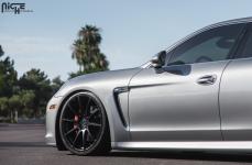 Porsche Panamera на дисках Niche Essen