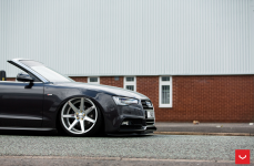 Audi A5 на дисках Vossen CV7