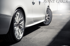 Audi S5 на дисках Avant Garde M310