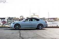 Lexus GS 350 на дисках Niche Lucerne