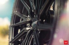 Mercedes G550 на дисках Hybrid Forged HF-4T