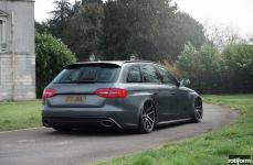 Audi RS4 на дисках Rotiform SPF
