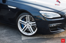 BMW 6 Series на дисках Vossen VFS-5