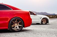 Audi RS5 на дисках Ferrada FR1