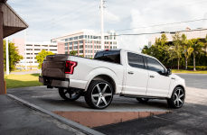 Ford F150 на дисках Concavo CW-6