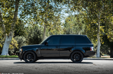 Range Rover на дисках Blaque Diamond BD-2