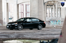Honda Accord на дисках Rohana RF1