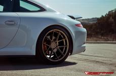Porsche Carrera 911 4S на дисках Ferrada F8 FR8