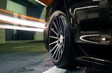 VW Passat на дисках TSW Chicane