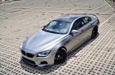 BMW M6 на дисках Beyern Antler