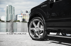 Ford F150 Platinum на дисках Concavo CW6