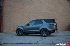 Land Rover Discovery на дисках Hybrid Forged HF-2