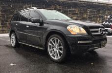Mercedes Benz ML Class на дисках Status Mastadon