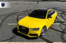 Audi A4 на дисках ROHANA RF2