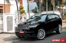 Land Rover Evoque на дисках URBAN AUTOMOTIVE x VOSSEN FORGED UV-1
