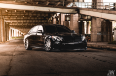 Mercedes-Benz S-Class на дисках ADV10R Track Spec CS Series Wheels