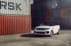 Land Rover Range Rover Sport на дисках VOSSEN FORGED M-X4T