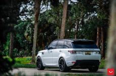 Range Rover Sport на дисках Hybrid Forged VFS-1