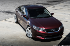 Honda Accord на дисках Blaque Diamond BD-8