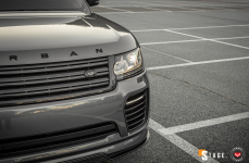 Land Rover Range Rover на дисках URBAN AUTOMOTIVE x VOSSEN FORGED UV-1