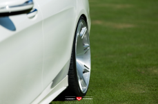 Mercedes-Benz S550 на дисках Vossen Forged VPS-312